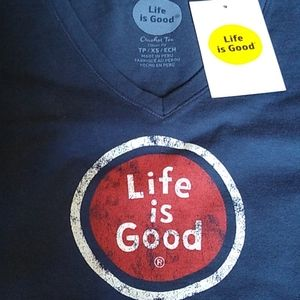 Life Is Good Tops - 2-Pack XS T-shirts by Life is Good NWT